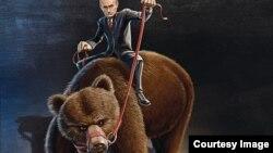"""""""Система Путина. Куда рулит новый """"Русский мир""""?"""" Фрагмент обложки"""