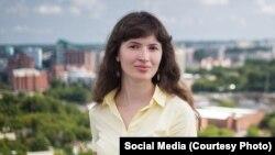 """Олеся Вальгер, координатор общественного движения """"Искалеченный Новосибирск"""""""