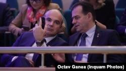 Romania- Rareș Bogdan și Ludovic Orban, pe vremea când nu deveniseră adversari