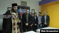 Відкриття «представнидства» «ДНР» в Афінах