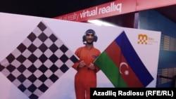 Bakıda Formula-1 yarışması (arxiv fotosu)