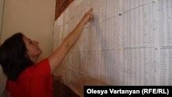 Избирательные списки уточнены и вывешены на участках. Однако работа не прекращается – изменения в них будут вноситься вплоть до 9 марта