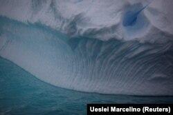 Більший за Майорку айсберг, який відколовся від Антарктиди. Довжина айсберга становить близько 170 кілометрів, ширина – 25 кілометрів, повідомляє Європейська космічна агенція (ESA)