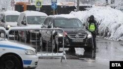 От 21 март на входовете и изходите на всички областни градове в България има полицейски КПП-та заради забраната за междуградски пътувания без наложителна причина