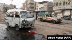 Grad Hodeida u Jemenu