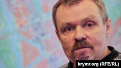 Екс-депутат Верховної Ради Криму Василь Ганиш