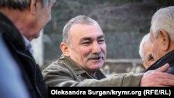 Казим Аметов после заседания суда в Крыму
