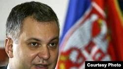 Ministar odbrane Srbije Dragan Šutanovac