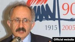 Historian Taner Akcam