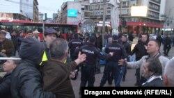 Protest 1 of 5 milliona u Nišu
