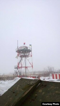 Метеостанція у Донецькому аеропорту
