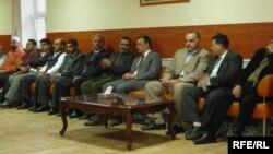 مجلس عزاء في جامع ببغداد