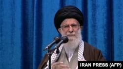 آیتالله علی خامنهای، رهبر ارشد ایران