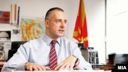 Веле Самак, министер за странски инвестиции.