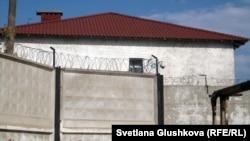 Здание следственного изолятора в Астане. Иллюстративное фото.