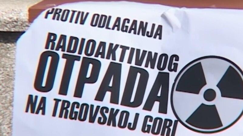 'Ne' nuklearnom otpadu na Trgovskoj Gori