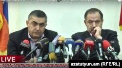 Արմեն Ռուստամյան, Աղվան Վարդանյան