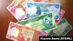 عملات ورقية عراقية