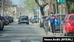 Beograd, saobraćaj, ilustracije