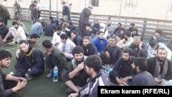 په فاریاب کې له طالبانو راخوشې شوي زندانیان