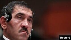 ГIалгIайн президент Евкуров Юнусбек