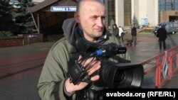 Незалежны журналіст Кастусь Жукоўскі