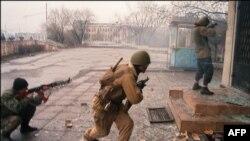 Первая чеченская война. 5 января, 1995 год