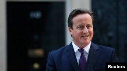 Britaniyanın baş naziri David Cameron