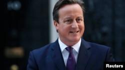 Премֹ'єр-міністр Великої Британії Дейвід Камерон