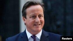 Kryeministri i Britanisë, David Cameron