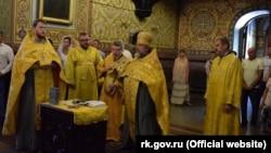 Молебень на славу міста в Ялті 11 серпня 2018 року