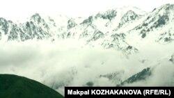 Горы Алатау. Иллюстративное фото.