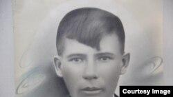 Николай Шлыков, уроженец поселка Узынагаш Алматинской области, погибший в плену в годы Второй мировой войны. Фото из семейного архива.