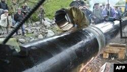 Georgia has tried hard to shift towar gas supplies from Azerbaijan