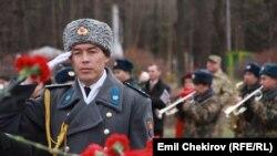 Кыргыз жоокери