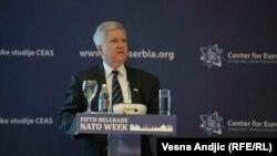 "Kajl Skot na ""Petoj beogradskoj NATO nedelji"""
