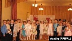 Ижауның татар балалар бакчасында