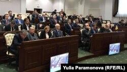 Калининградские депутаты голосуют за обнуление сроков для Владимира Путина