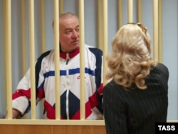 Сергей Скрипаль в суде, 2006 год