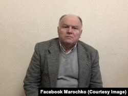 Василь Марочко, керівник Центру досліджень геноциду українського народу