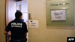 Співробітник поліції, Франція, архівне фото