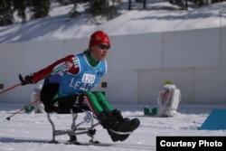 Траса лыжных гонак
