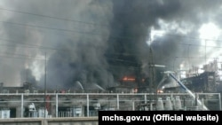 Внаслідок інциденту загинув пожежник