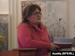 Сәйдәш музее директоры Эльвира Низаметдинова