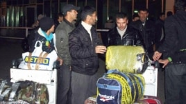 Russia deported 12 Tajik migrants during the November dispute with Dushanbe, underlining the precariousness of their situation.