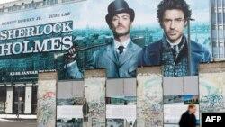 """Новый фильм Гая Ричи """"Шерлок Холмс"""" пришелся по сердцу любителям кино."""