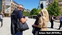 Inspektorati Sanitar ka thënë se personat që nuk vendosin maska gjobiten në vlerë prej 500 euro.