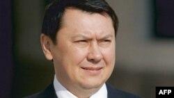 Nazarbayevin keçmiş kürəkəni Raxat Aliyev