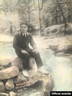 Шамиль Алядин, 1938 год. Фото с официального сайта писателя