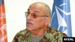 شیرمحمد کریمی، لوی درستیز پیشین اردوی افغانستان